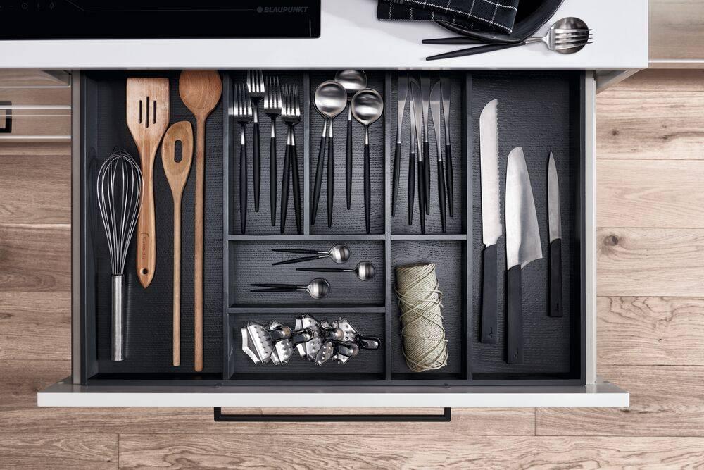 Hacker detailfoto keukenlade